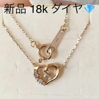 canal4℃ - 【新品•未使用】4°C ネックレス 18K