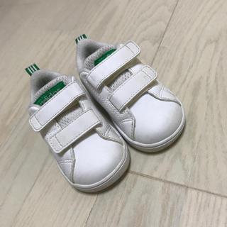 adidas - adidas ベビー スニーカー 12cm