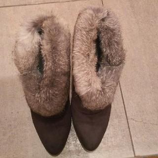 ブリジットバーキン(Bridget Birkin)のブリジットバーキンブーティー24センチ(ブーツ)