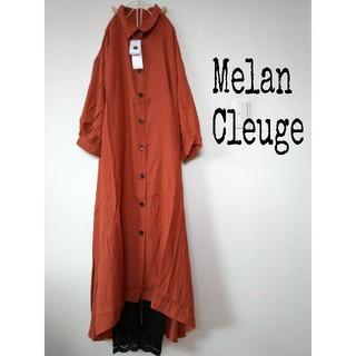 テチチ(Techichi)の【Melan Cleuge】オーバーシャツワンピース(シャツ/ブラウス(長袖/七分))