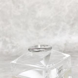 CHANEL - 正規品 シャネル 指輪 シルバー アルファベット 銀 リング SV925 -4