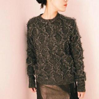 3.1 Phillip Lim - 【美品】3.1フィリップリム ニット グレー