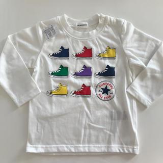 コンバース(CONVERSE)の新品未使用 コンバース  100サイズ ロンT(Tシャツ/カットソー)