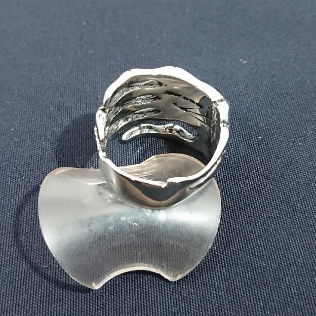 ボーンハンドリング#26 メンズのアクセサリー(リング(指輪))の商品写真