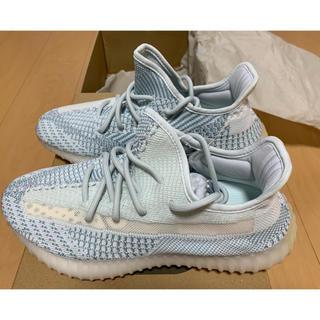 アディダス(adidas)のadidas YEEZY BOOST 350 Cloud White 27cm(スニーカー)