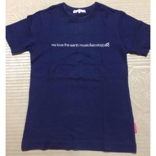 アースミュージックアンドエコロジー(earth music & ecology)のアースミュージック&エコロジー Tシャツ(Tシャツ(半袖/袖なし))