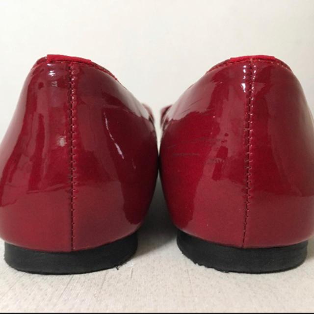 ESPERANZA(エスペランサ)のエスペランサ フラットパンプス レディースの靴/シューズ(バレエシューズ)の商品写真