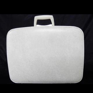 アメリカ1970's☆ヴィンテージ スーツケース☆レインボーケース☆昭和レトロ