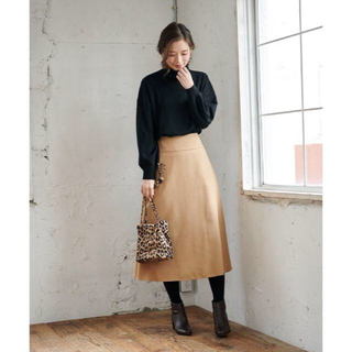 Rope' Picnic - ■ROPE' PICNICロペピクニック■新品■ヨーク切替スカート 38