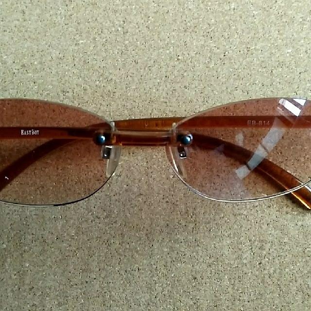EASTBOY(イーストボーイ)のEASTBOY サングラス レディースのファッション小物(サングラス/メガネ)の商品写真