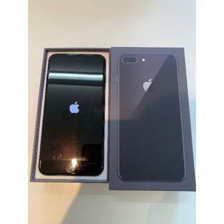 Apple - 【SIMフリー】iphone8 plus 64GB 付属品新品