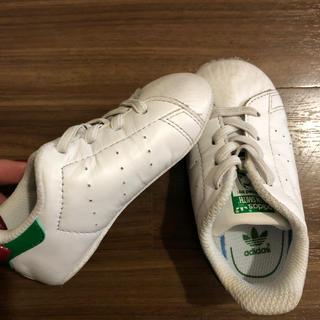 adidas - ベビー スタンスミス 12㎝