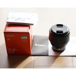SONY - Sony FE 85mm F1.8 SEL85F18 保証あり