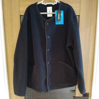 オーシバル(ORCIVAL)の新品 サイズ2 オーシバル ポーラテック ボア ジャケット(ノーカラージャケット)