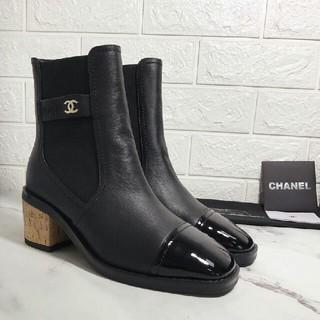 シャネル(CHANEL)のCHANEL シャネル レディース 5cm  ブーツ(ブーツ)