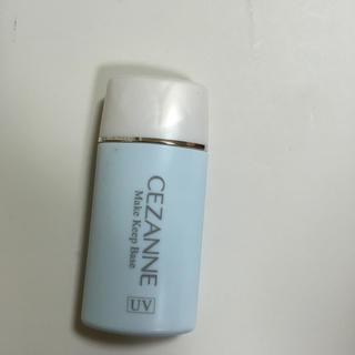 セザンヌケショウヒン(CEZANNE(セザンヌ化粧品))のセザンヌ 皮脂テカリ防止下地 ライトブルー 未使用(化粧下地)