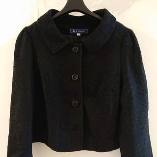 エムズグレイシー(M'S GRACY)のエムズグレシーローズボタンのジャケット(その他)