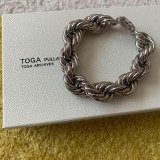 TOGA - TOGA シルバー ブレスレット バングル toga pulla 16ss