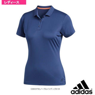 adidas - 【新品】ポロシャツ レディースM