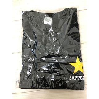 サッポロ(サッポロ)のサッポロ黒ラベル非売品新品未使用Tシャツ(Tシャツ/カットソー(半袖/袖なし))