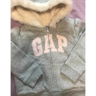 babyGAP - GAP 裏起毛 パーカー