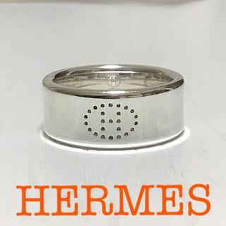 エルメス(Hermes)の本日価格☆正規品☆HERMÈS シルバーリング エクリプス エブリン(リング(指輪))