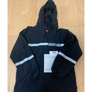 Supreme - シュプリーム Reflective Taping Hooded Pullover