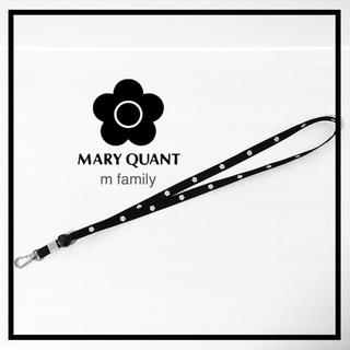 マリークワント(MARY QUANT)のMARY QUANTネックストラップ(ネックストラップ)