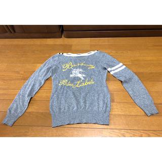BURBERRY - バーバリー Burberry 薄手セーター 38