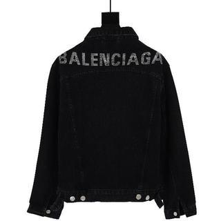 バレンシアガ(Balenciaga)のBALENCIAGA デニムジャケット Gジャン メンズ レディース(Gジャン/デニムジャケット)