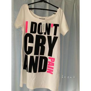 しまむら - 【レディース】新品未使用 商品タグ付 半袖Tシャツ チュニック