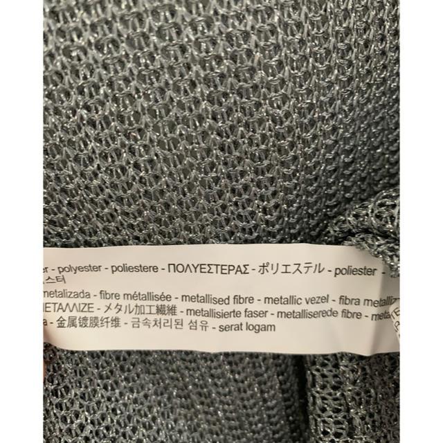 ZARA(ザラ)の◆新品◆ ZARA ザラ シルバーラメニット レディースのトップス(ニット/セーター)の商品写真
