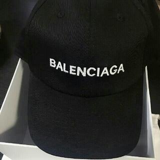 Balenciaga - 正規品·美品BALENCIAGAキャップ