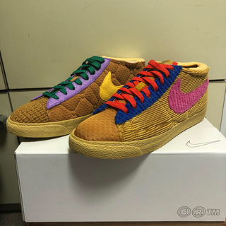NIKE - NIKE CPFM Blazer by you ナイキ ブレーザー