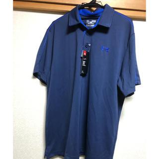 アンダーアーマー(UNDER ARMOUR)のアンダーアーマー ポロシャツ ゴルフ(ポロシャツ)