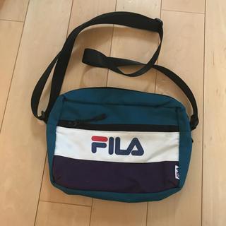 FILA - ライトオン FILA ショルダーバッグ