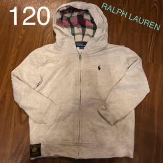 POLO RALPH LAUREN - ラルフローレン パーカー 120cm ジップアップ