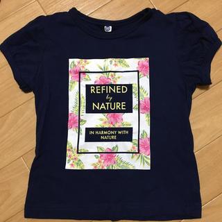 シマムラ(しまむら)の【美品】半袖Tシャツ 女の子 90cm(Tシャツ/カットソー)