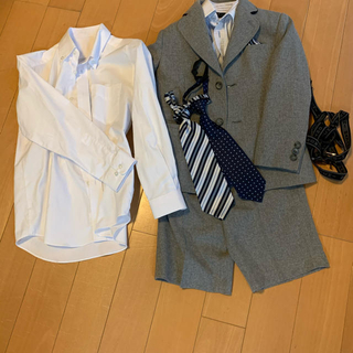 ヒロミチナカノ(HIROMICHI NAKANO)の男児フォーマルスーツセット(ドレス/フォーマル)