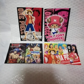 シュウエイシャ(集英社)のワンピース 非売品ポストカード(カード)