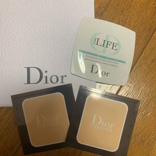 ディオール(Dior)のDior 試供品 セット(サンプル/トライアルキット)