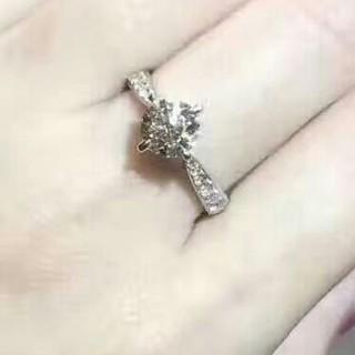 Tiffany & Co. - 超美品Tiffany&Co.リング 指輪 ギラギラ レディース