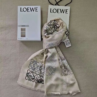 LOEWE - 正規品 LOEWE マフラー