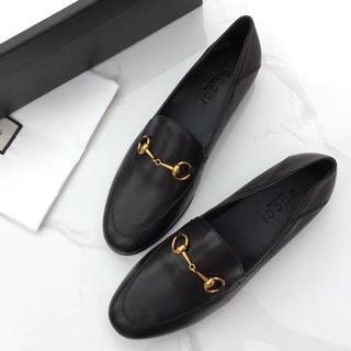 Gucci - 大人気  gucci グッチ ローファー/革靴  サイズ37