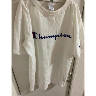 Champion - チャンピオン 半袖 tシャツ 白