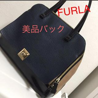 Furla - 美品 フルラ    本革 高級レザー レディース バック
