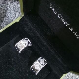 ヴァンクリーフアンドアーペル(Van Cleef & Arpels)のVan Cleef & Arpels ピアス イヤリング オシャレ ファッション(ピアス)