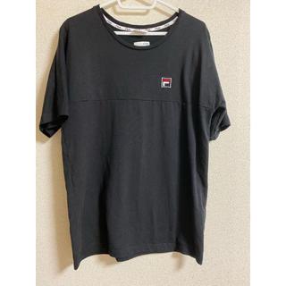 ジェイダ(GYDA)のgyda FILA トップス(Tシャツ(半袖/袖なし))