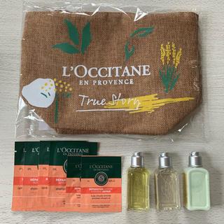 L'OCCITANE - 【ロクシタン♡10点 まとめ売り】ヴァーベナ シャワージェル シャンプー バッグ