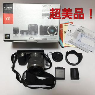 SONY - 超美品!SONY NEX-5 α5000 α5100